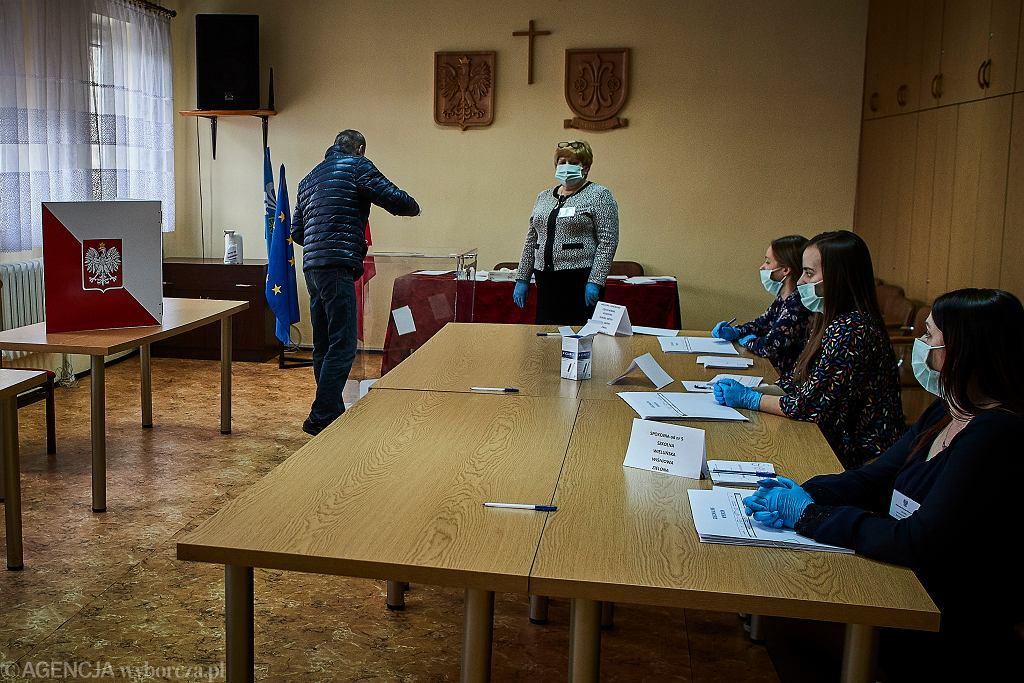 Wybory uzupełniające w Polsce - 22 marca 2020