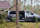 Opinie Moto.pl: Toyota PROACE Verso Kamper Tour Box. Kamper za 30 tys. zł, ale nie dla każdego