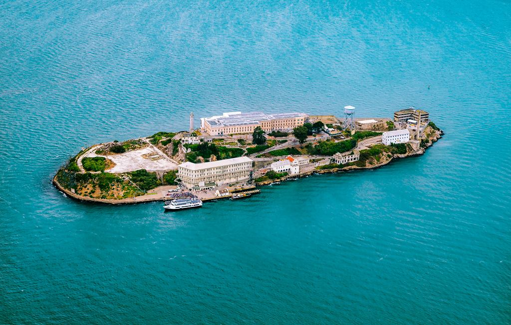 Wyspa Alcatraz