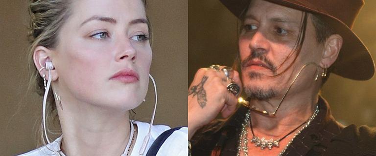 Johnny Depp chciał rozwieść się z Amber Heard, gdy wypróżniła się w łóżku