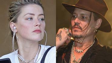 Dramy u Johnny'ego Deppa i Amber Heard ciąg dalszy. Byłych małżonków miała poróżnić kwestia załatwiania się w łóżku