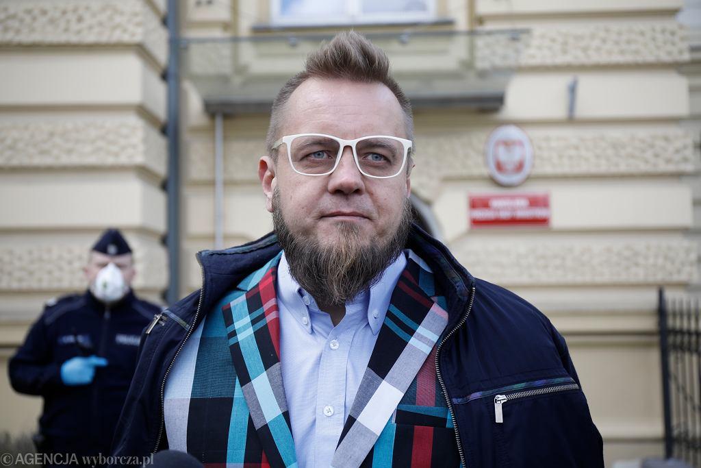 Paweł Tanajno, kandydat na prezydenta RP