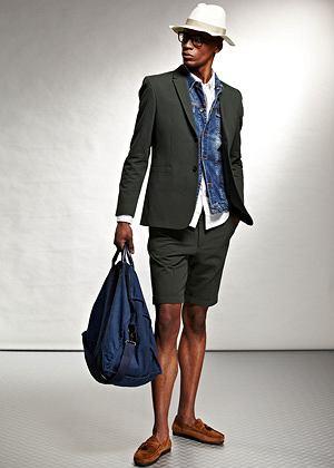 Trendy 2013: wiosenny styl, styl, moda męska, marynarka z kolekcji COS. Cena: 800 zł
