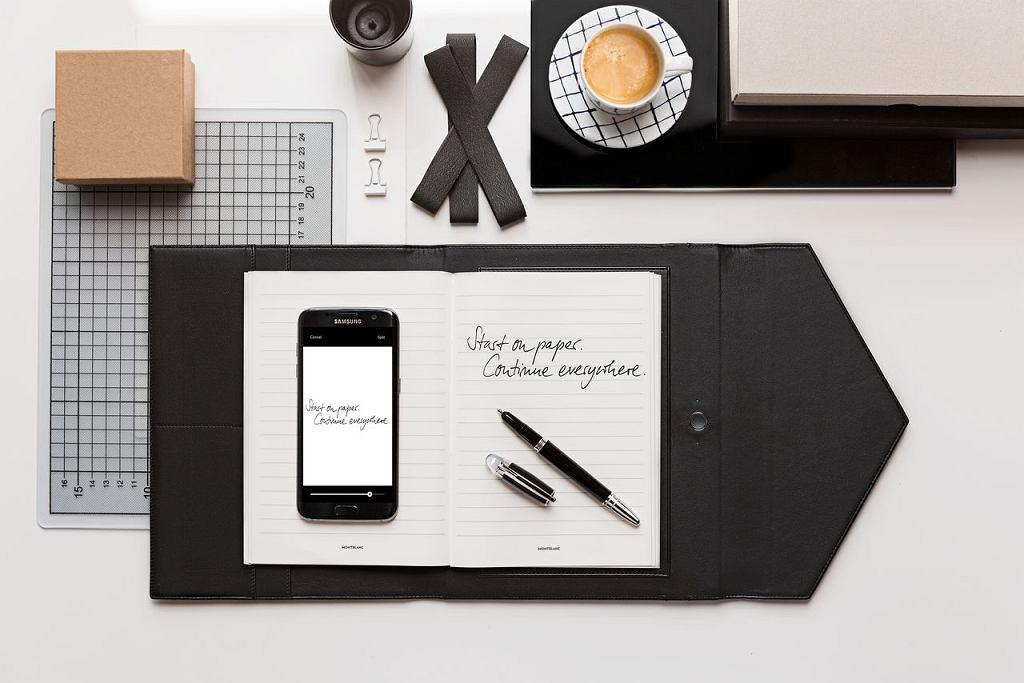 Augmented Paper - wyjątkowy e-notes