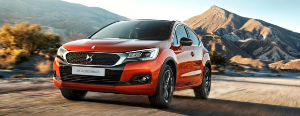 DS 4 i DS 4 Crossback