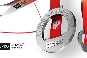 Po zwycięski medal! Prezentacja medalu Poznań Maratonu