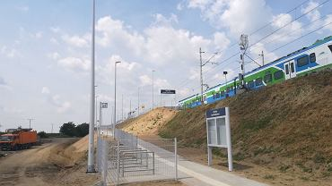 Nowy przystanek kolejowy