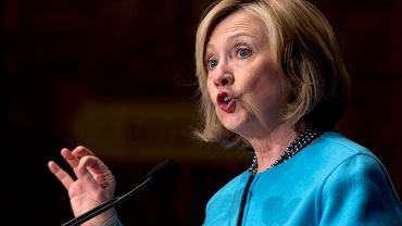 Hillary Clinton ma problemy ze swoją nadchodzącą kampanią