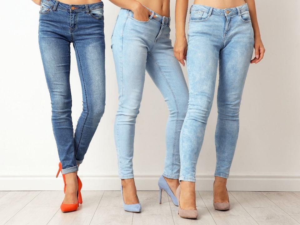Jeansy jak dopasować do sylwetki
