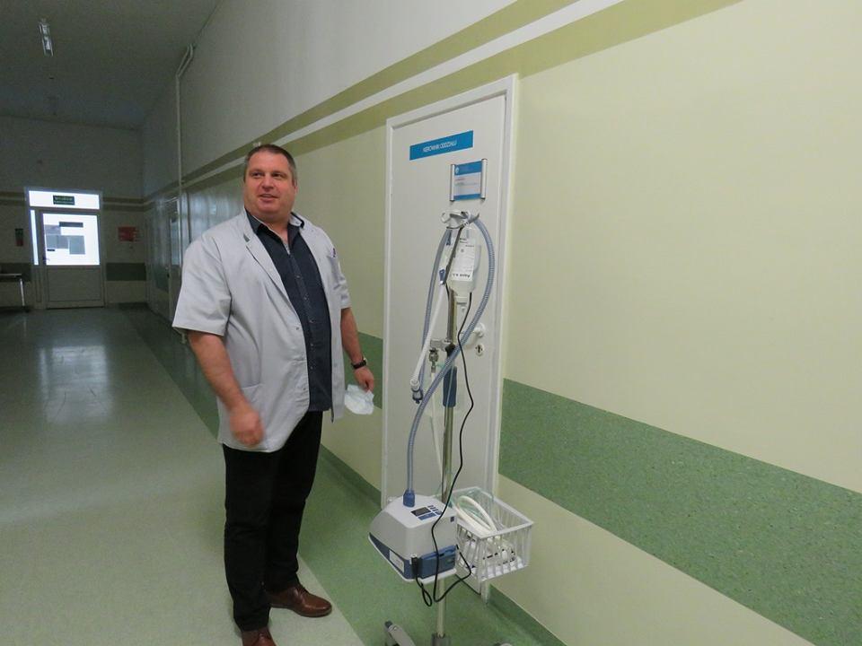 Zdjęcie numer 2 w galerii - Szpitalny