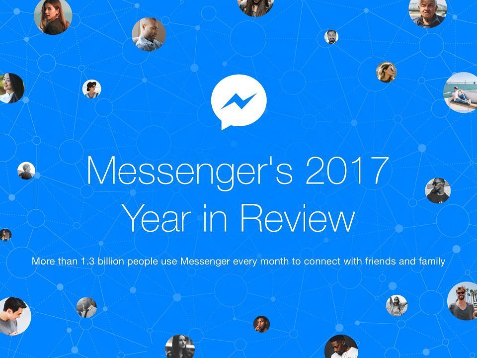 Rok 2017 na Messengerze