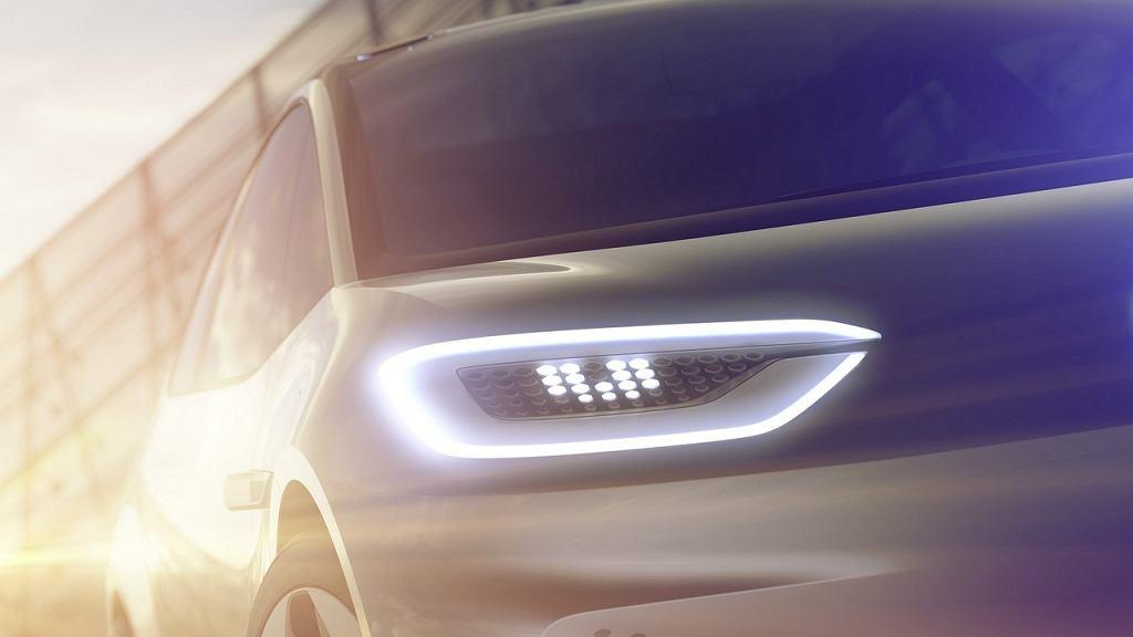 Teaser nowego Volkswagena