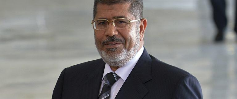Mohamed Mursi nie żyje. Były prezydent Egiptu zmarł w sądzie