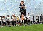 Najlepsi zawodnicy z kraju rzucali talerzem pod balonem [FOTO]