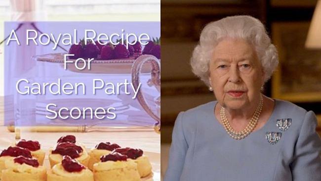 Garden Party w królewskim stylu - ulubiony przepis Elżbiety II