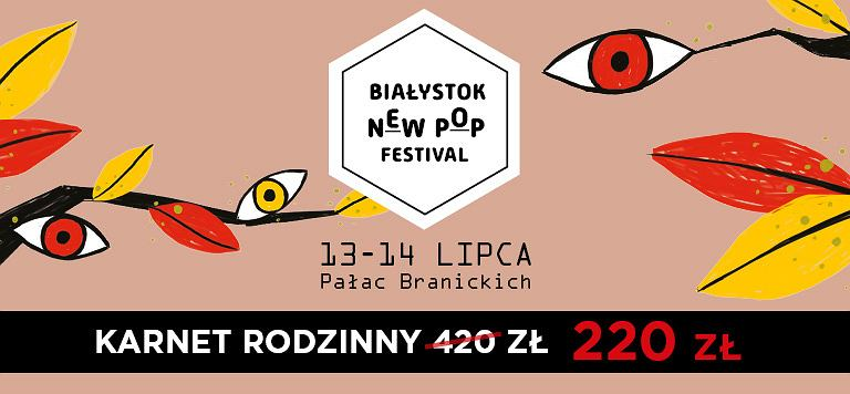 karnet rodzinny / białystok new pop