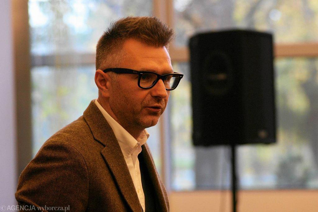 Jarosław Makowski z Instytutu Obywatelskiego