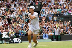 Hubert Hurkacz awansuje w rankingu ATP po sukcesie na Wimbledonie
