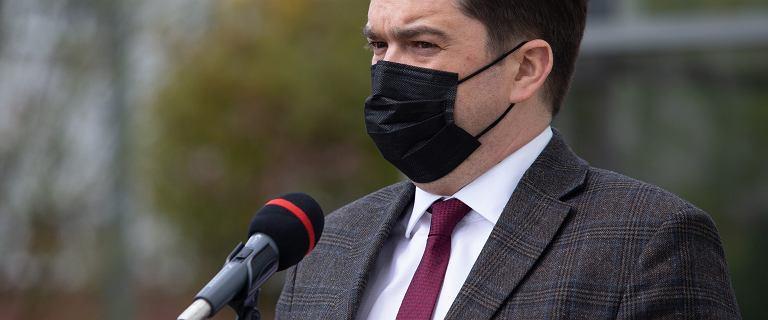 Andrusiewicz: W Polsce potwierdzono 90 przypadków zakażenia wariantem Delta