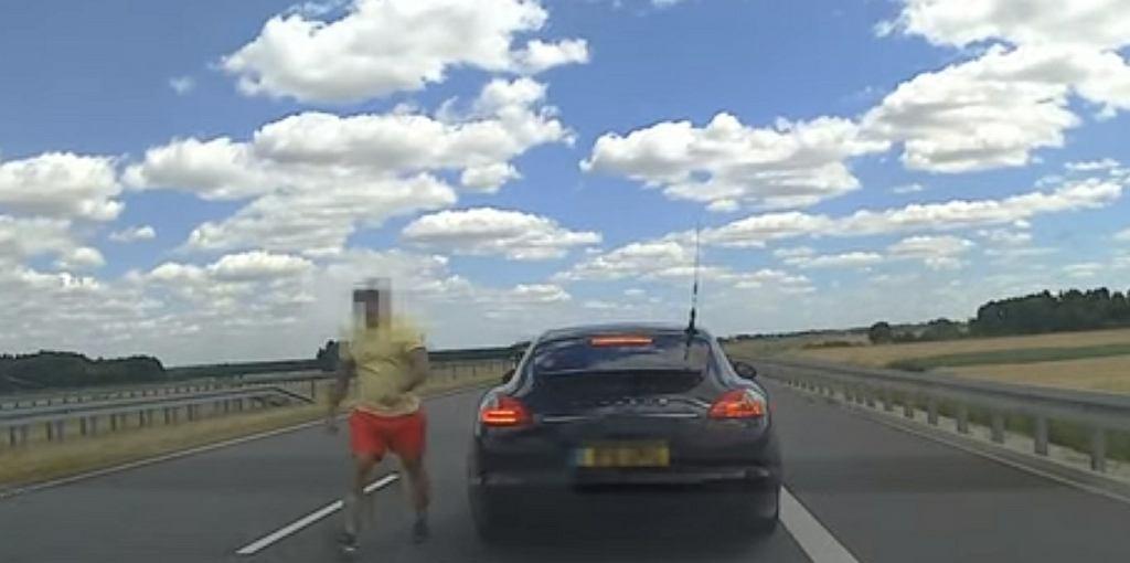 Incydent na drodze S8