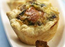 Muffiny wytrawne z kurkami - ugotuj