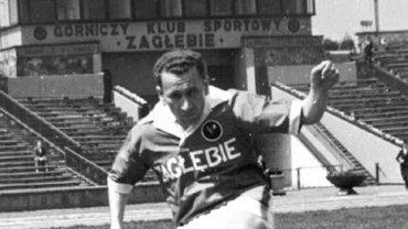 Czesław Uznański - to nieżyjący już strzelec historycznej, bo pierwszej bramki na Stadionie Ludowym
