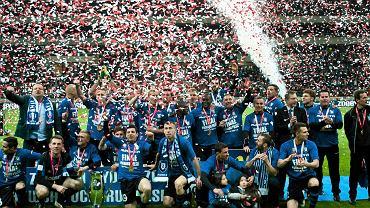 Zawisza Bydgoszcz - zdobywca Pucharu Polski 2014 na Stadionie Narodowym
