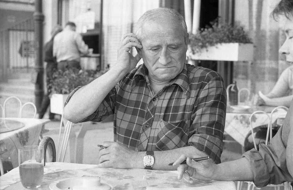 Jan Himilsbach, Warszawa, 15.06.1983.