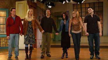 Serial 'Przyjaciele' powraca po 27 latach. Jak teraz wyglądają główni bohaterowie? Bardzo się zmienili? (zdjęcie ilustracyjne)