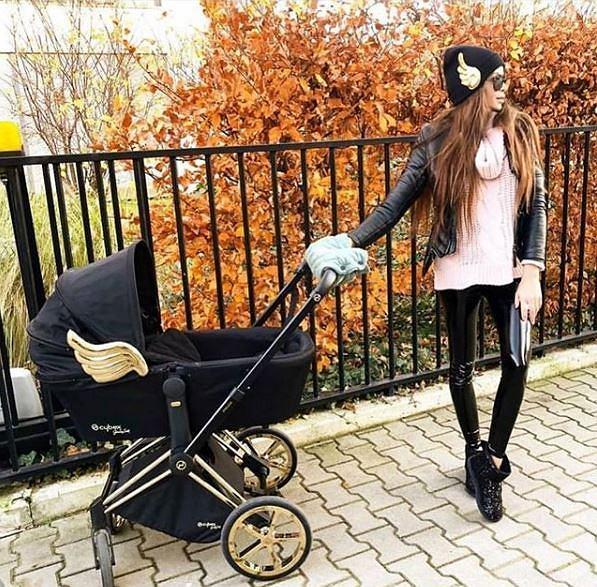 Instagramerka znęcała się nad córką
