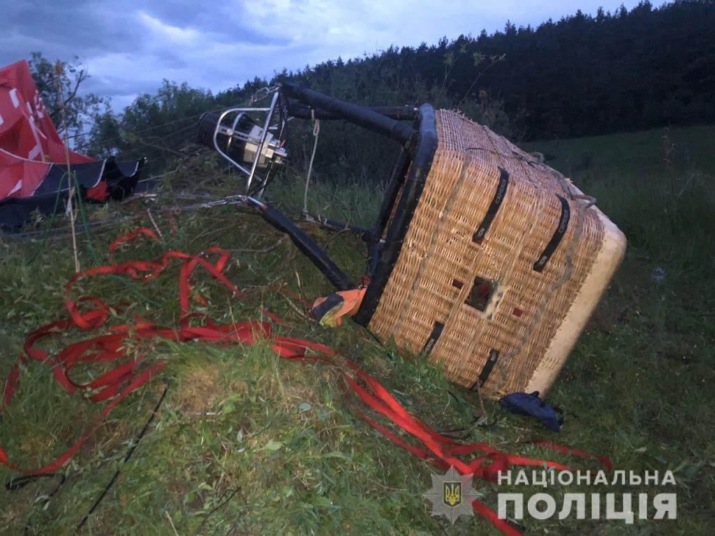 Ukraina. Śmiertelny wypadek
