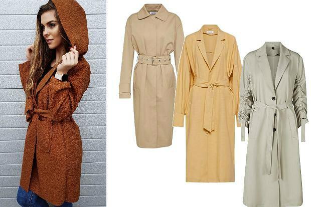 Płaszcze zimowe damskie. To będziemy nosić w sezonie jesień