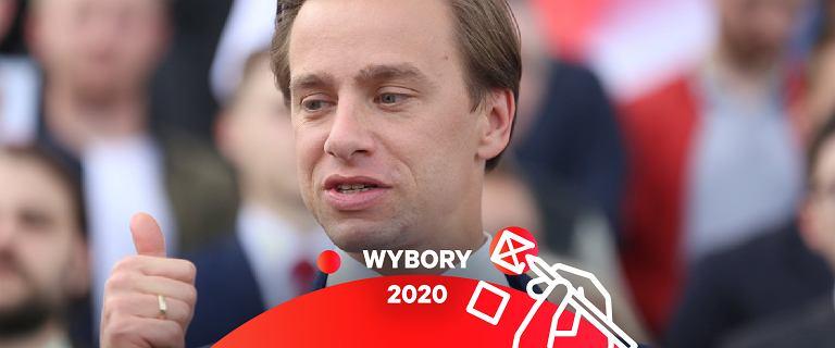 Bosak odpowiada Tuskowi: Nasi wyborcy doskonale radzą sobie bez jego rad