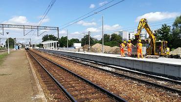 Przebudowa przystanku kolejowego Wrocław Muchobór