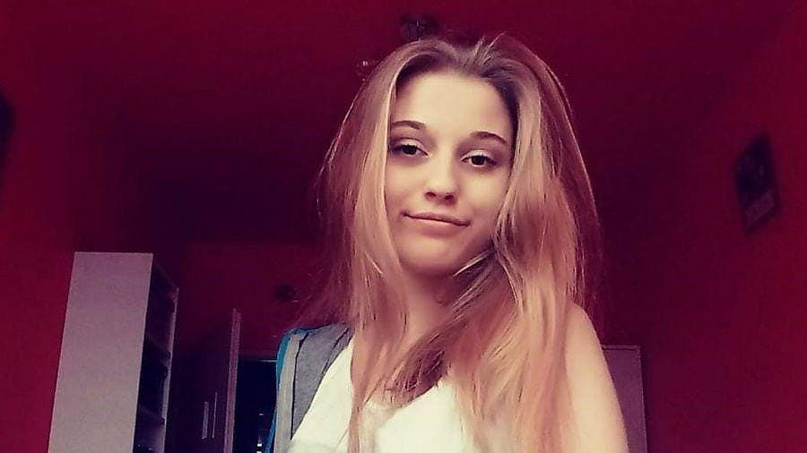 Zaginiona Izabela Kośka ma 160 centymetrów wzrostu i proste blond włosy