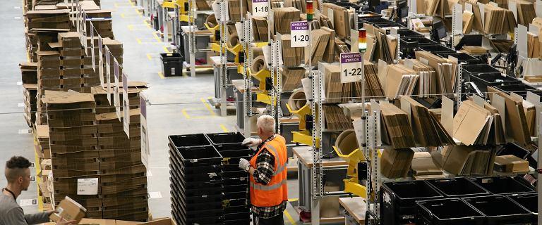 Amazon otworzy centrum logistyczne w Polsce. Płaci od 20 zł/godz. brutto