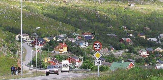 Norwegowie zaobserwowali