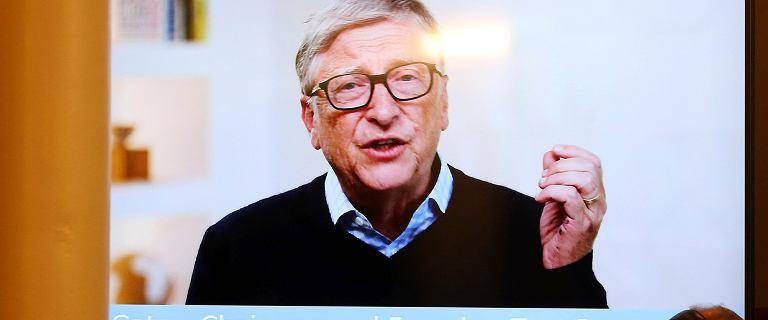 Gates największym rolnikiem USA? Media: Jego pola widać z kosmosu