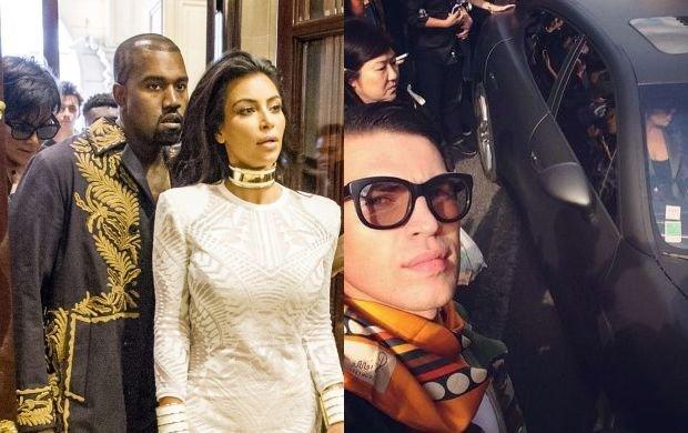 Kris, Kanye i Kim, Vitalij Sediuk