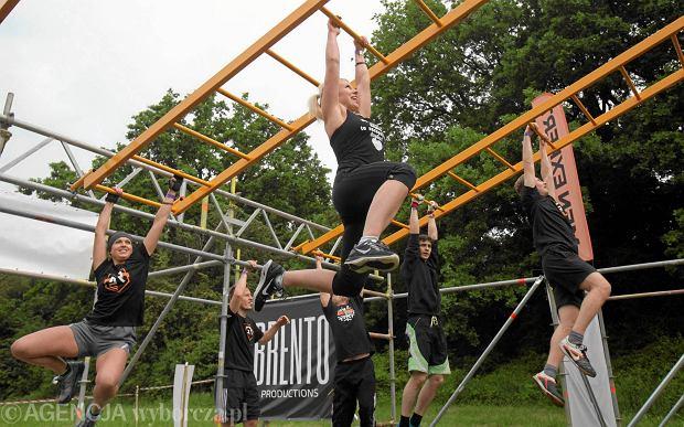 24.05.2015 Wroclaw . Men Expert Survival Race 2015 na terenach przy kapielisku Morskie Oko . Fot. Mieczyslaw Michalak / Agencja Gazeta  SLOWA KLUCZOWE: sport biegi /FR/