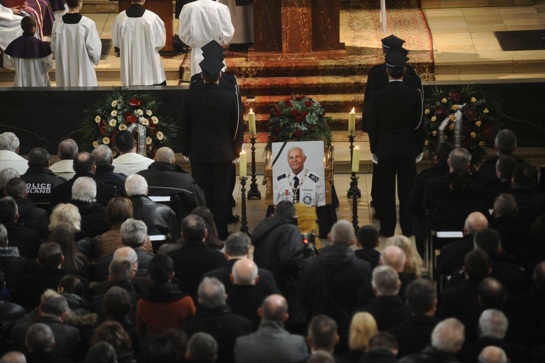Pogrzeb burmistrza, 22.02.2014 (fot. Michał Grocholski / Agencja Gazeta)