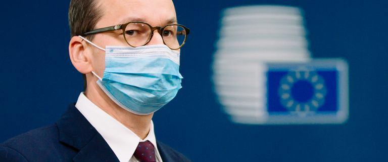 """Morawiecki: Koronawirus się nie skończył. """"Przed wyborami mówił pan inaczej"""""""