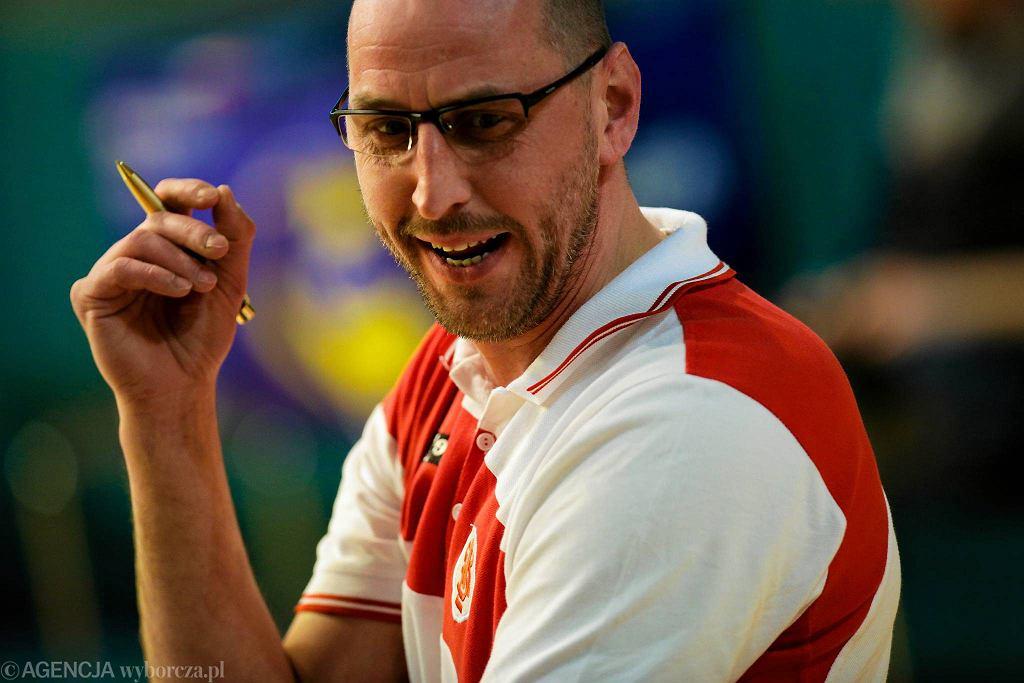 Maciej Bartodziejski, trener ŁKS