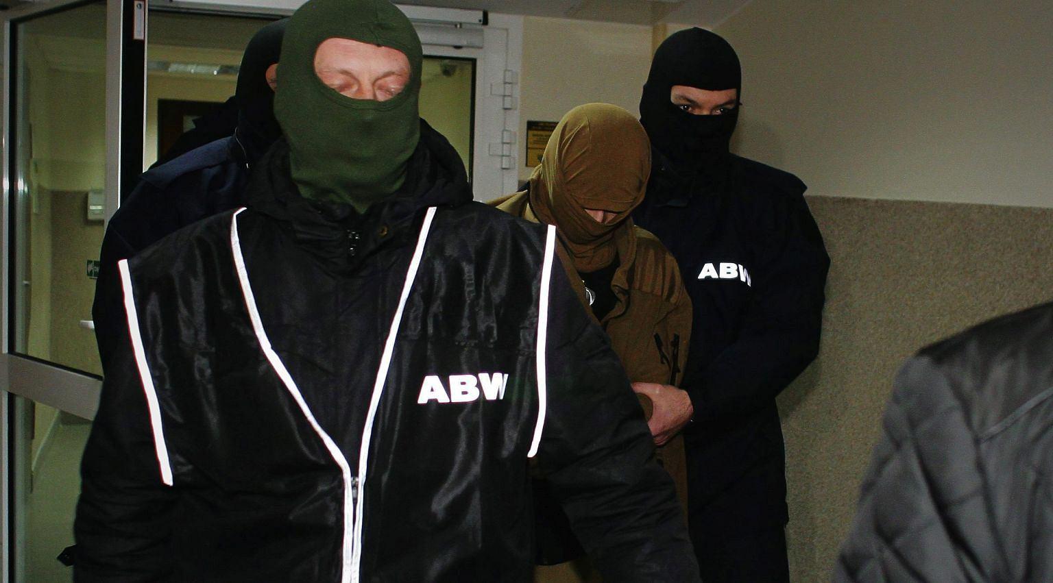 Dawid Ł. został zatrzymany w 2015 roku