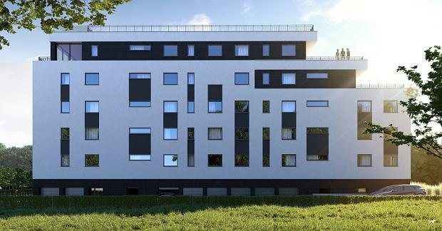 Wizualizacja inwestycji Apartamenty Sikornik Gliwice
