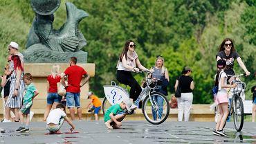 Warszawa znalazła się wśród najatrakcyjniejszych miast dla rowerzystów