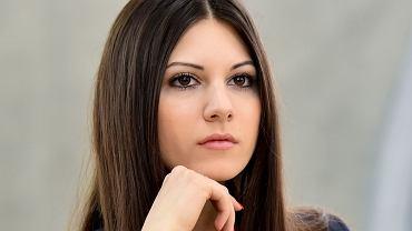 Maja Nizio w 'Dzień Dobry TVN'