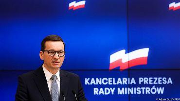 Morawiecki ostrzega, że kolejny lockdown w Polsce jest możliwy. Gowin: Taki scenariusz jest wykluczony