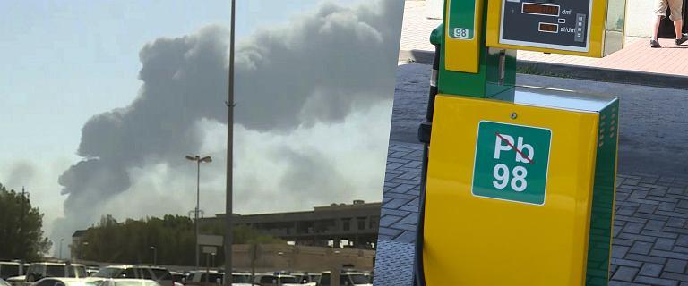 Atak na rafinerie w Arabii Saudyjskiej. Co z cenami paliw w Polsce?