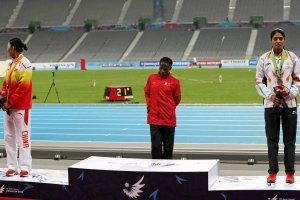 Igrzyska azjatyckie. Dramat reprezentantki Bahrajnu. Szykowała się do odbioru złotego medalu, ale go nie dostała